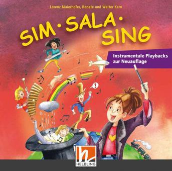Sim Sala Sing - Ergänzende Instrumentale Playbacks zur Neuauflage