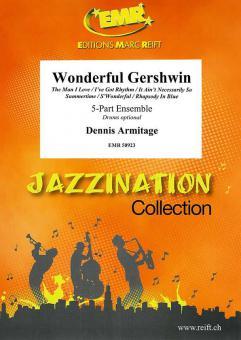 Wonderful GershwinStandard