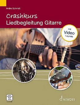 Crashkurs Liedbegleitung Gitarre