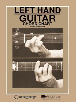 Left Hand Guitar Chord Chart