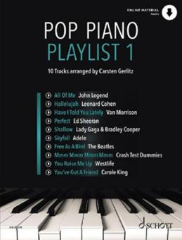 Pop Piano Playlist 1