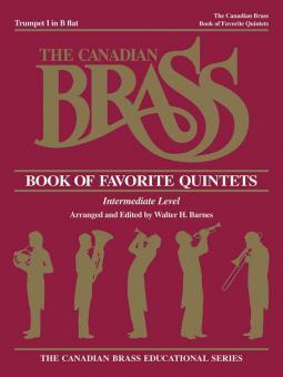 Book Of Favorite Quintets