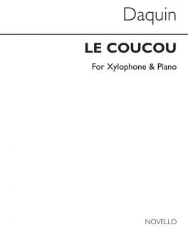 Le Coucou For Xylophone And Piano