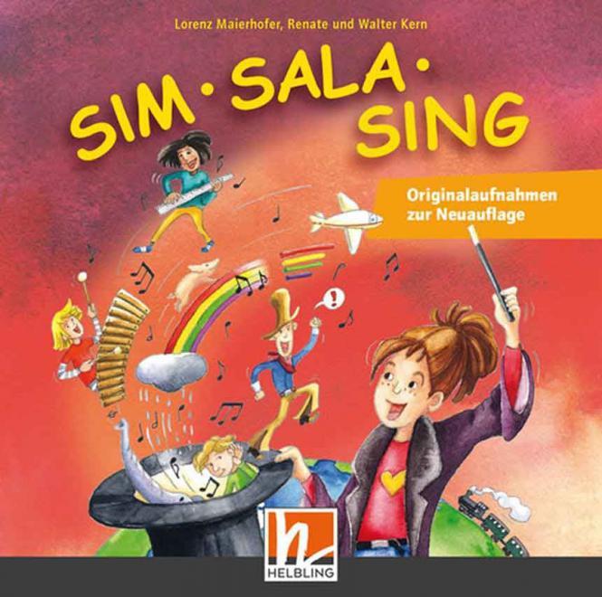 Sim Sala Sing - Ergänzende Originalaufnahmen zur Neuauflage