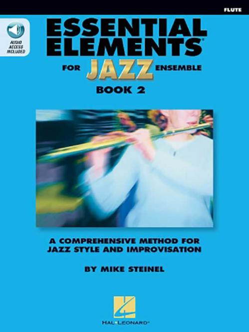 Essential Elements for Jazz Ensemble Book 2 - Flute