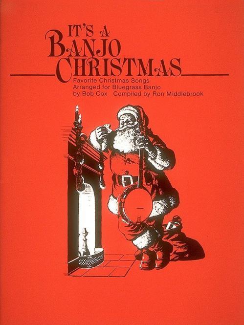 It's A Banjo Christmas