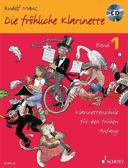 La joyeuse clarinette Vol. 1