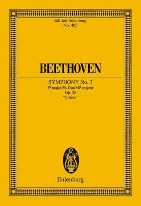 Symphonie No. 3 Mib majeur op. 56 Standard