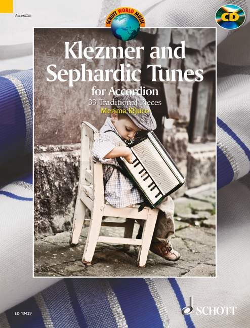 Klezmer and Sephardic Tunes