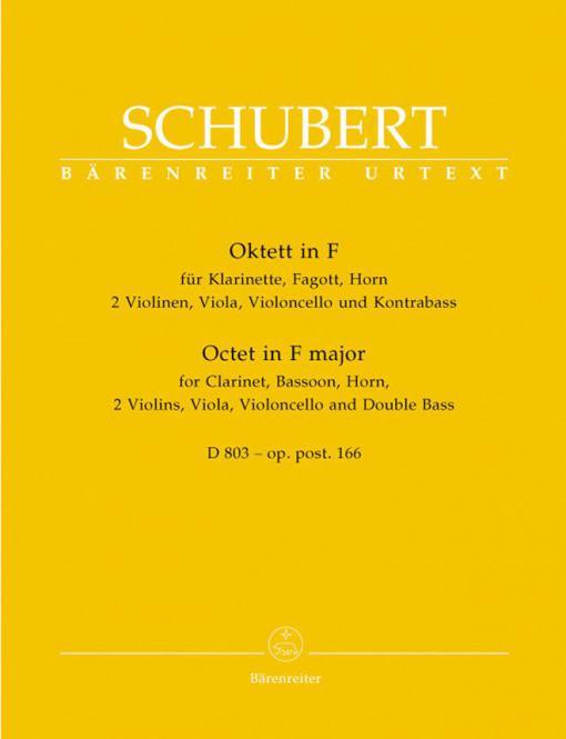 Oktett D 803 op.post.166