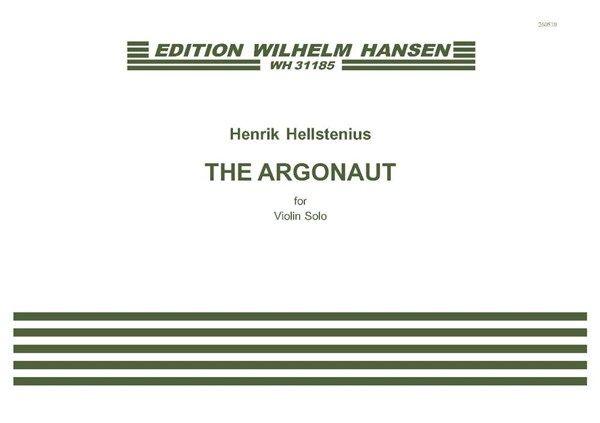 The Argonaut For Violin Solo