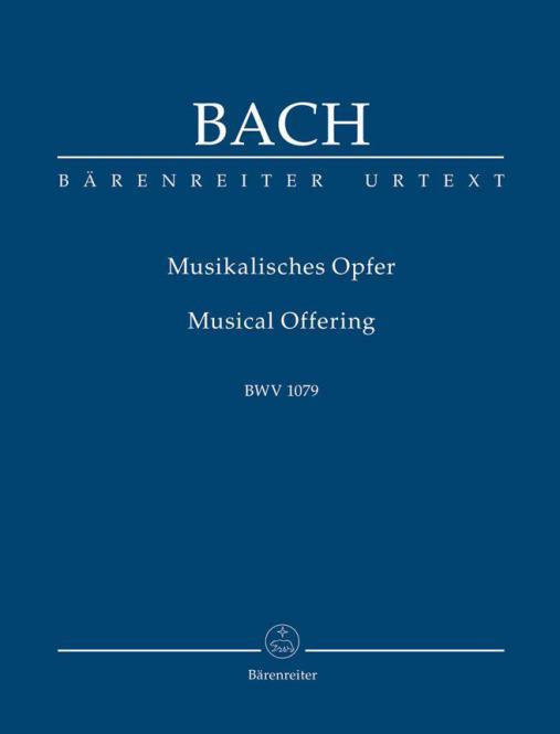 Musikalisches Opfer BWV 1079