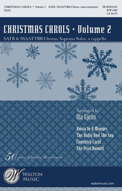 Christmas Carols Vol. 2