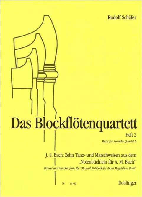 Das Blockflötenquartett 2