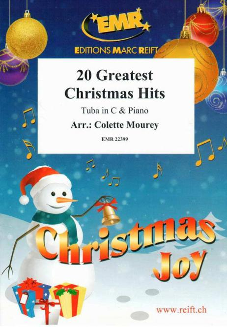 20 Greatest Christmas Hits Standard