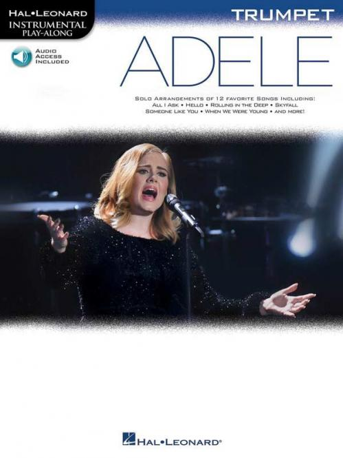 Adele - Instrumental Play Along for Trumpet