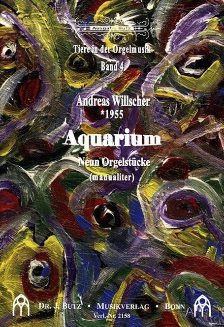 Tiere in der Orgelmusik 4: Aquarium