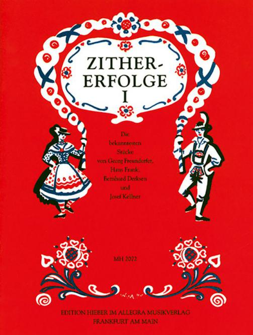 Successful Zither Pieces Vol. 1