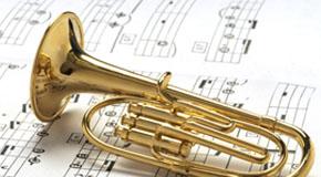 Partitions pour cor baryton et pour cor ténor