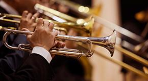Notes de musique pour instruments à vent