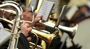 Partitions pour orchestre d'instruments à vent