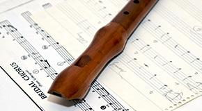 Partitions pour flûtes à bec