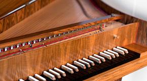 Partitions pour clavecin