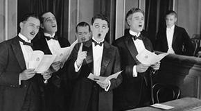 Partitions pour chœur masculin