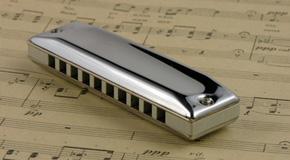Partitions pour harmonica