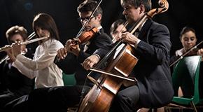 Partitions pour orchestre