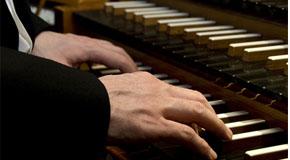 Partitions pour orgue