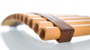 Partitions pour flûtes de pan