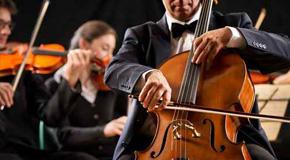 Partitions pour orchestres d'instruments à cordes